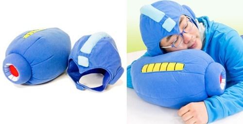 Super Napping Robot: Mega Man