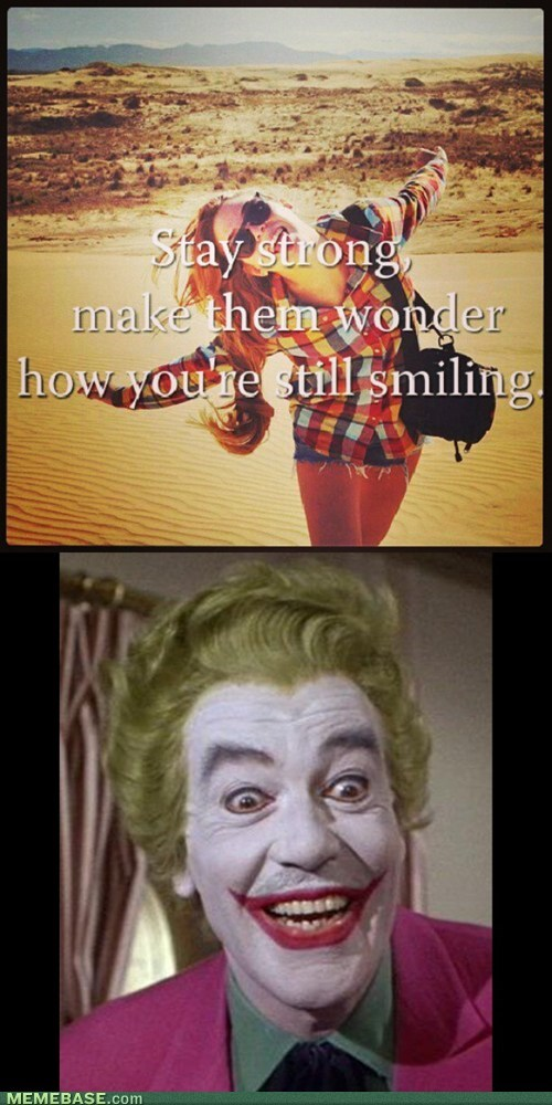 just girly things,the joker,things boys do,smile