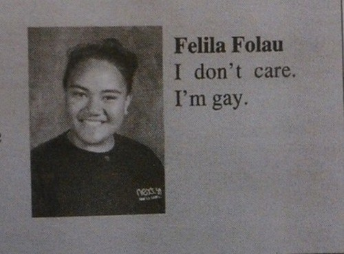 Senior Quotes Are Weird