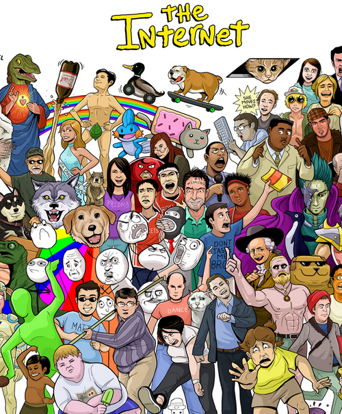 The Internet Class Photo 2013