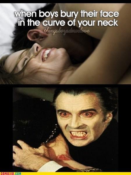 Dracula Agrees