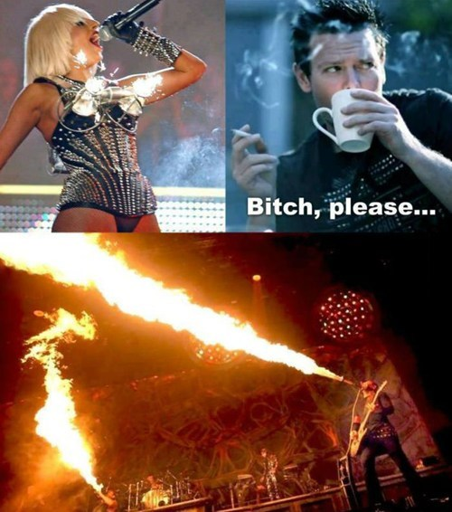 You Win This Round, Rammstein