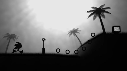 What if Sonic Was Like Limbo?