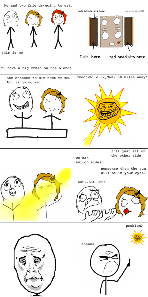 You're Useless, Sun!