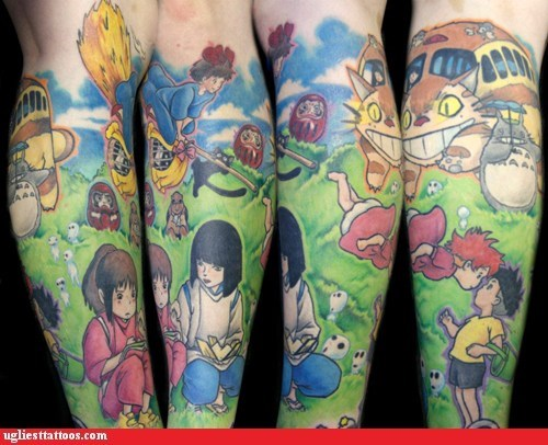 Anime Tat WIN!