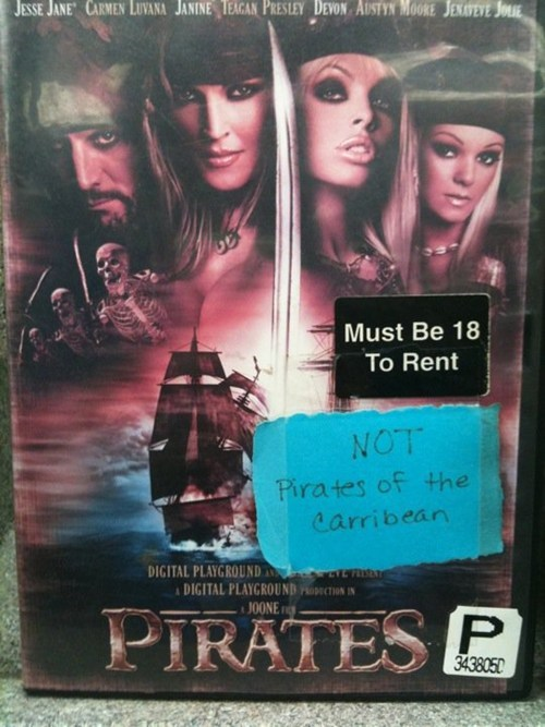 My Kids LOVE That Pirate Movie
