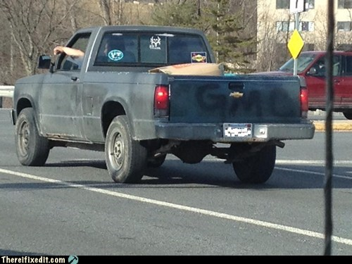 It's a Chevy, Err No Wait it's a GMC!?!?!?