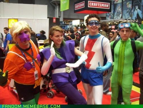The International Justice League of Super Acquaintances
