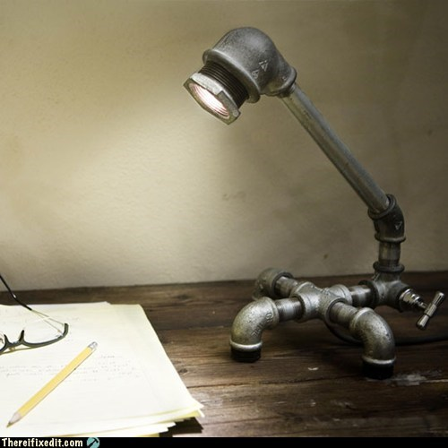 You're Not the Real Pixar Lamp!