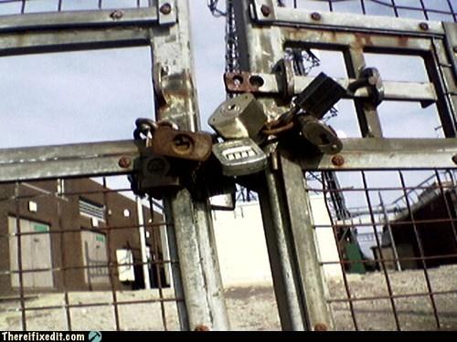 security,locks,gates