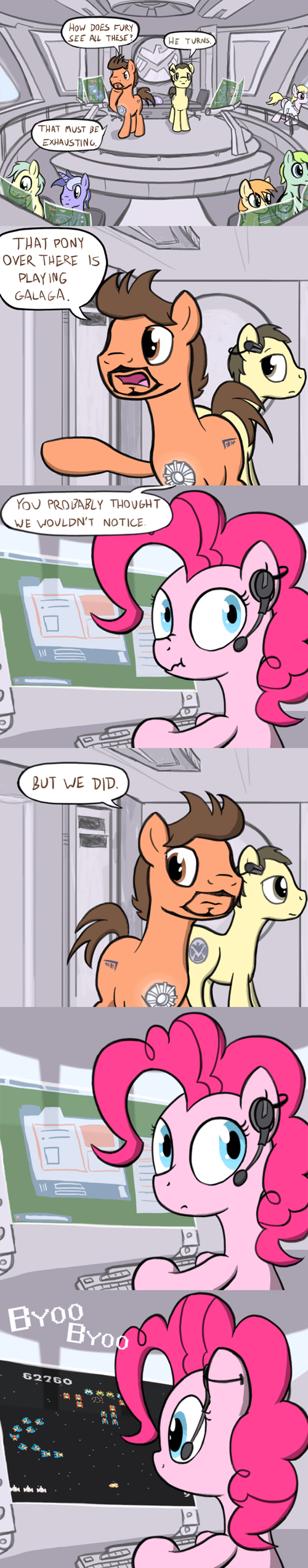 Pinkie Doesn't Care