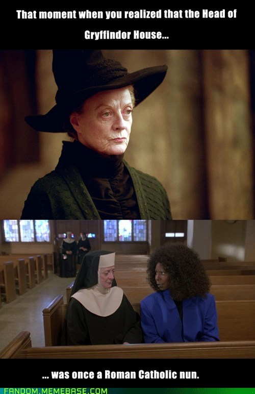 Harry Potter,sister act