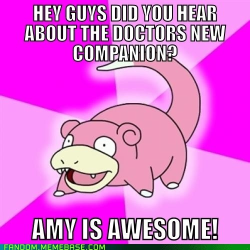 doctor who,slowpoke