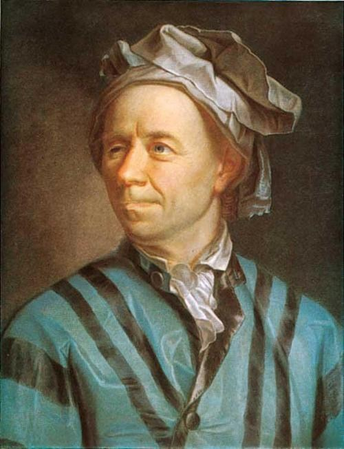 The 306th Birthday of Leonhard Euler!