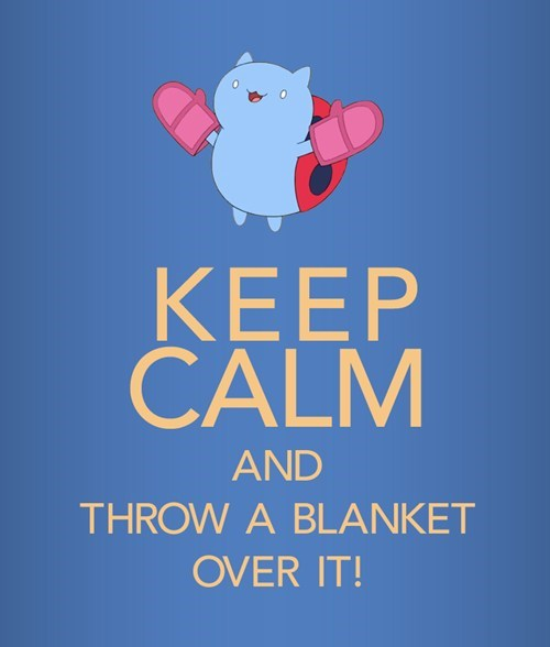 Catbug's Got You Covered