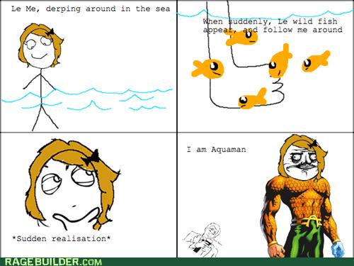 My Aquaman Theory