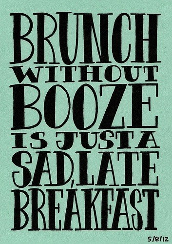 It's Not Brunch Without a Mimosa or Three