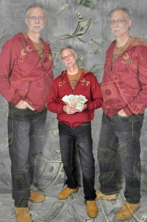 wtf,glamour shots,dad,dollars,money