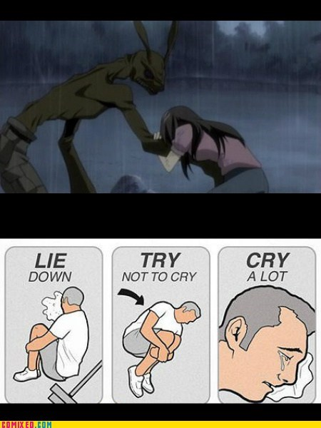 "Saddest last scenes from Fruits Basket episode, ""Let's Go Home."""