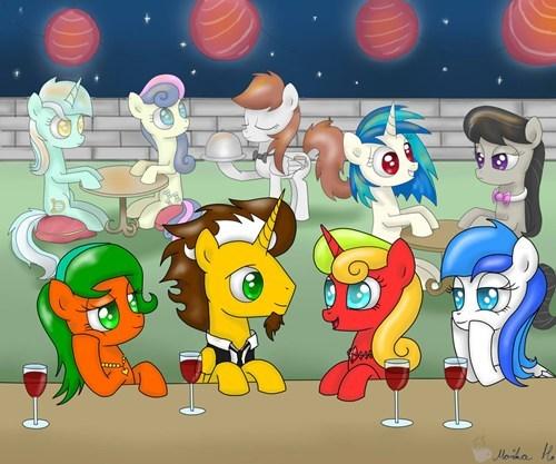 RP Thread: Pony Street Social