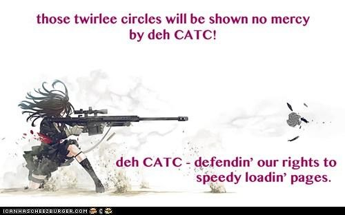 Coalition Against Twirlee Circles will never rest (but they may take a break for some wine)