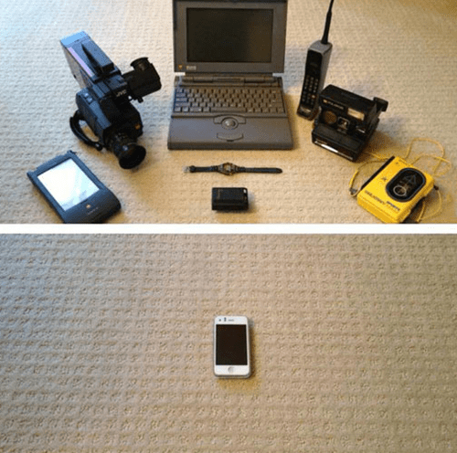 old vs. new,smart phones,technology,g rated,AutocoWrecks