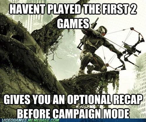 Good Game Crysis 3