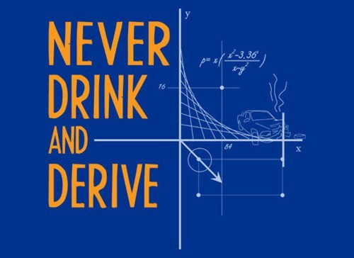 Math and Booze Don't Mix