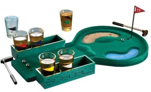 Mini-Golf and Liquor Go Together So Well