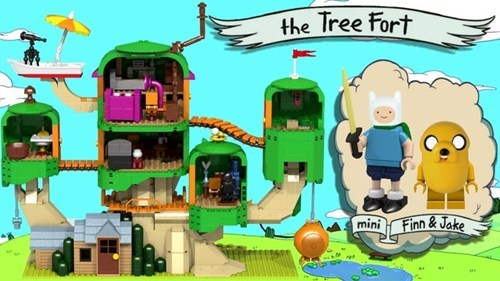 "You Can Vote Up This ""Adventure Time"" LEGO Set!"