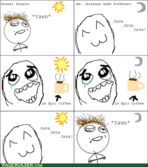 Coffee Addiction: