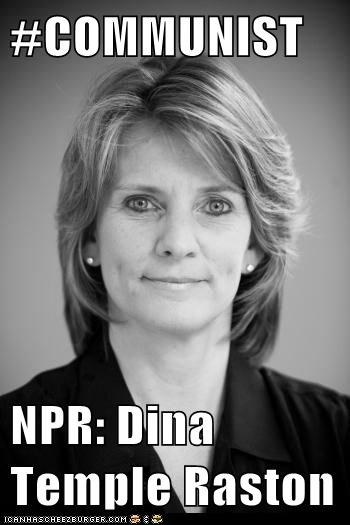 #COMMUNIST  NPR: Dina Temple Raston