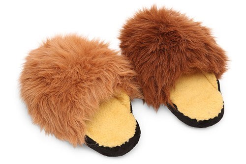 These Tribble Slippers Make Noise as You Walk!