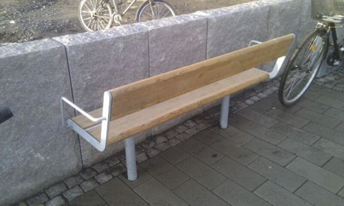 benches,walls,stones,you had one job