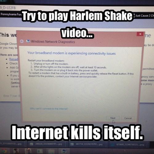 computers,internet,harlem shake