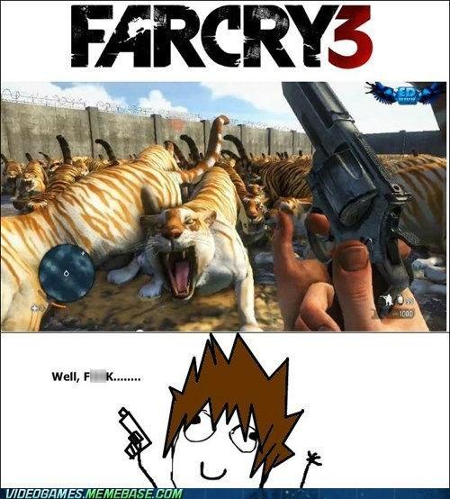 jason brody,far cry 3,video games,pistols