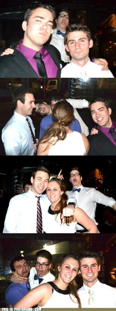 Someone Had a Good Prom Night