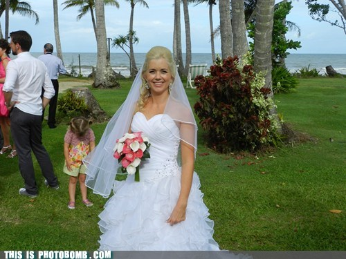 Never the Bride...