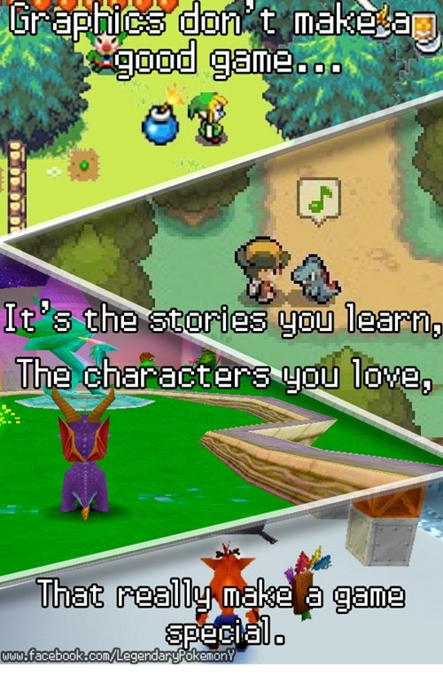 The way video games should work