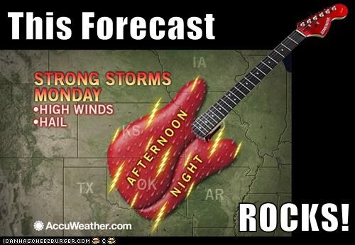This Forecast  ROCKS!
