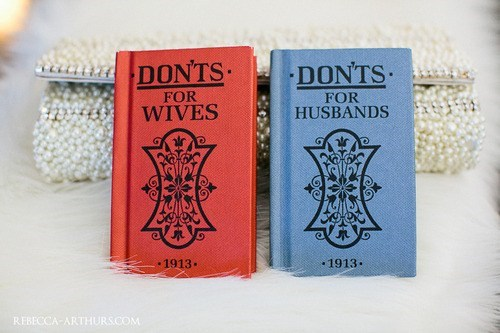 Marriage: Some Reading Requied