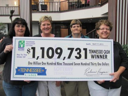 This School's Lunch Ladies and Nurse Just Won the Lottery!