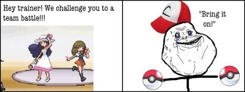 The Lonely Life of a Pokémon Trainer
