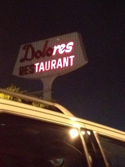 sign,accidental win,restaurant