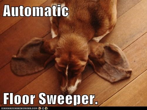 Automatic   Floor Sweeper.