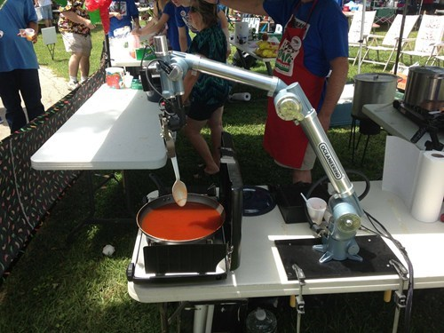 This is What Happens When NASA Engineers Have a Cook-off