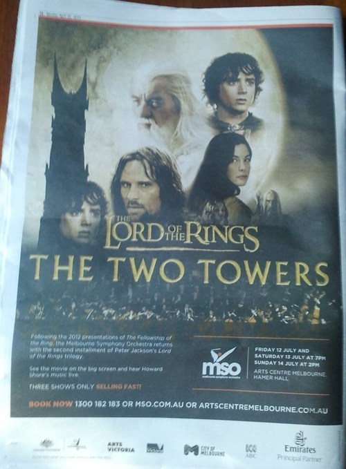 Lord of the Rings: The Two Frodos