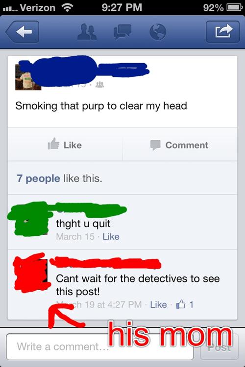 Ahh, Probation