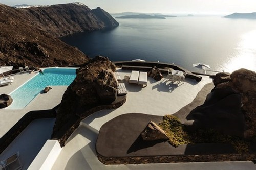 The Aenaon Villas, Greece
