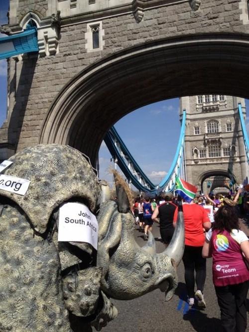 charity,marathon,restoring faith in humanity week